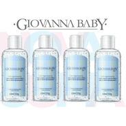 Álcool Em Gel 70% Giovanna Baby C/04 Un Blue  60ml