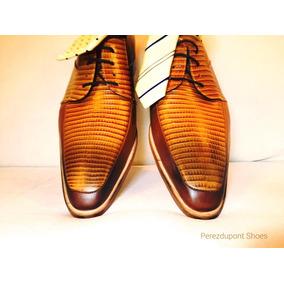Zapatos Vestir Hombre Perezdupont Cuero Vacuno