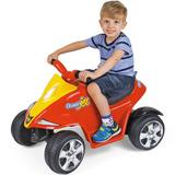 Quadriciclo Elétrico Quadrijet Vermelho Homeplay
