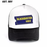 Gorra Blockbuster Video Vhs Retro Trucker Nomore Caps