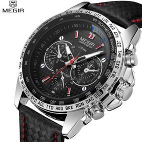 bb29e43c16d Relogios Megir Original - Joias e Relógios no Mercado Livre Brasil