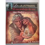 El Escarabajo De Oro. Poe. Libros Ilustrados.