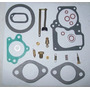 Kit Carburador Ford Falcon Taunus 2.0 Galileo