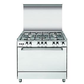 Cocina Fagor De 90 Cms 5 Hornallas Totalmente A Gas 4cfa 950