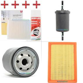 Kits De Filtros Corsa Sedan Classic + Spray Higienizador