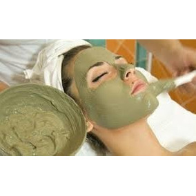 Arcilla Verde,roja O Negra Para Mascarillas,cosmetologia,spa