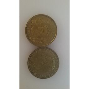 Moneda Antigua 100 Pesetas Españolas. Excelentes Condiciones