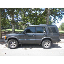 Camioneta 4x4 Land Rover Discovery 2000 Serie 2 Td5 Diesel