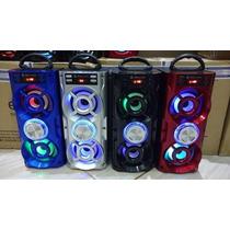 Caixa De Som Amplificada Bazoola ,bluetooth 20 W Controle