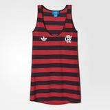 Camisa Regata Flamengo Feminina Farm adidas Originals Rj
