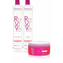Kit Pequeno Care Hidratação Revive - Absoluty Color