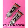 Cola E6000 110 Ml Artesanato Plástico Chinelos Chupetas Tela