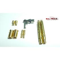 Kit Giclagem Gol 1000 Ae Gasolina Carburador 460 Cht