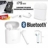 Audifonos Inalámbricos Bluetooth Estuche Recargable