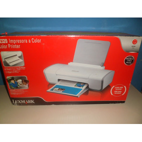 software para impresora lexmark z2320