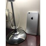 Iphone 6 64 Gb Lte 4g Plateado - Libre Fabrica- Mercado Pago