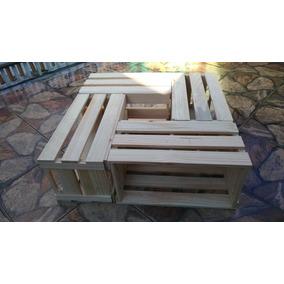 Caixa De Feira (caixote) - Decorativo 1 Unidade