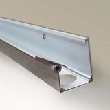 Perfil De Alumínio Viga Calha Ajustável Pc 4412 6 Metros