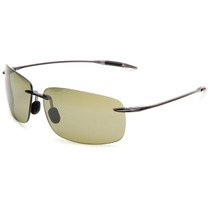 Gafas De Sol Maui Jim Breakwall H Lente Gris