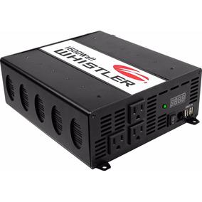 Inversor De Corriente Whistler Xp1600 Usb 1600w A 2400w 110v