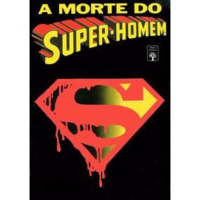 A Morte E O Retorno Do Superman - Saga Completa (hq Digital)