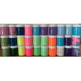 50 Slime En Tarro A Mayoreo Varios Colores Y Texturas