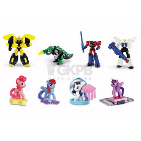 Colecao Transformers My Little Pony Mc Donalds 2017 Unidade