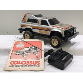 Colossus Estrela (anos 80)