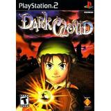 Dark Cloud/ Playstation2 / Ps2 /