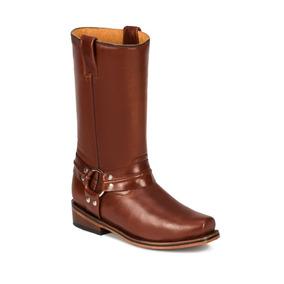 Bota Para Hombre Western Boot Andrea Color Coñac
