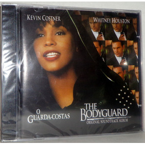 Cd Bodyguard - O Guarda Costas Whitney Houston - *promoção*