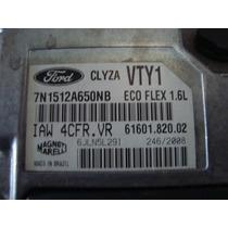 Modulo De Injeção Ford Eco Sport 1.6 Flex 7n1512a650 Nb Vty1