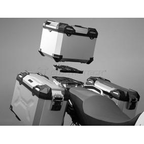 Suzuki Vstrom 650 Nuevo Top Case Sw Motech Trax Adventure