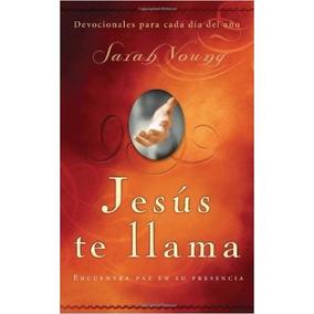 Libro Jesús Te Llama: Encuentra Paz En Su Presencia *r1