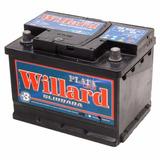 Bateria Willard 12x65 Ub620 Ford Escort Fiesta Kinetic Focus