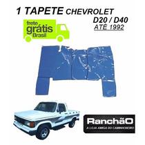 Tapete Verniz Caminhão Pick Up Chevrolet D20 D40 Até 1992