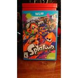 Splatoon Wii U - Nuevo Y Sellado