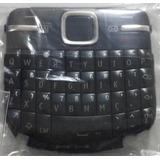 Teclado Original Nokia C3 C3-00 Azul C/ Garatia Frete Grátis