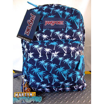 Mochiila Jansport Black Label Navymoon Shineis 100% Original
