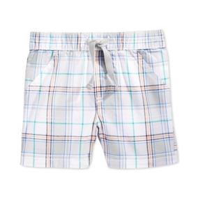 Shorts First Impressions Niño Talla 6-9,12,18 Meses