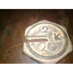 Pesas Para Básculas Antiguas Diversos Pesos - Por Unidad