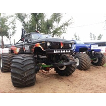 Camioneta Ford F 100 Chevrolet Monster Trucks