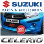 Juego Protectores Pargolpe Originales Para Suzuki Celerio