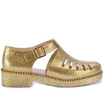 Melissa Aranha 79 16 Dourado Glitter 31902