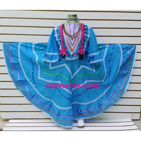 Vestido Jalisco Talla 12-14 Y 16 Vestuario Traje Jalisco R10