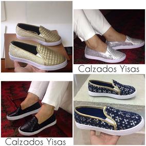 Zapatos Zapatillas Gomas Dama (al Detal Y Al Mayor)