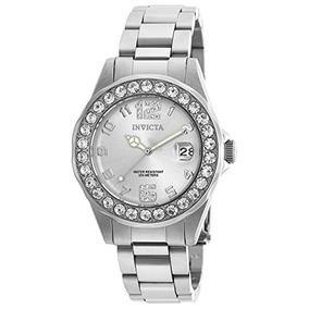 Costo de reloj invicta mujer