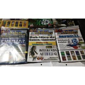 3 Libros Especial Club Saber Electrónica A Eleccion