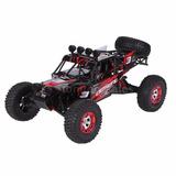 Carro Control Remoto Rc 4x4 Wltoys Escala 1/12 + 1 Bateria