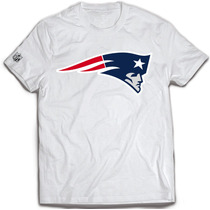 Camisa Camiseta Blusa Patriots - Logo Nfl League